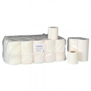 Whitebox 2Ply 200 Sheet Toilet Roll 9X4 Pack Of 36