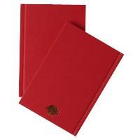 Manuscript Book A6 Ruled Feint