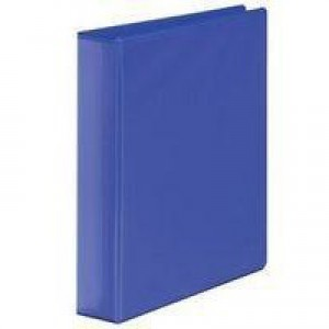 Presentation 4D-Ring Binder 25mm Blue WX01327