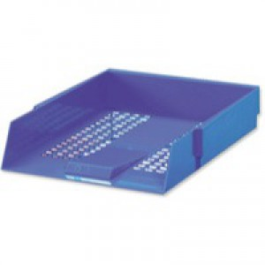 Contract Letter Tray Blue WX10052A