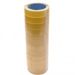 Clear Tape 24mm x66 Metres WX27017