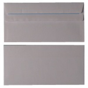 Envelope DL 90gsm White Self-Seal Pack of 1000 WX3480