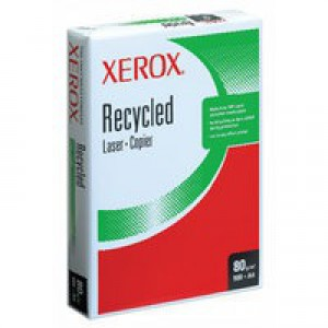 Xerox Recycled Paper A4 80gsm White Ream 003R91165