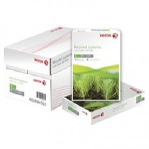 Xerox Recycled Paper Supreme A4 80gsm White Ream 003R98689