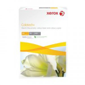 Xerox Colotech+ Gloss Coated Paper A3 120gsm White Ream 003R90337