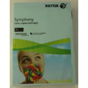 Xerox Symphony Paper A4 80gsm Pastel Tints Blue Ream 003R93967