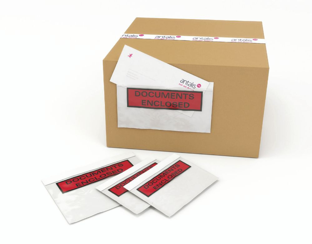 Document Enc Env A7 Ptd 120X98Mm Pk1000