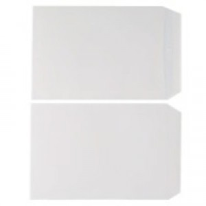 Q-Connect Envelope C5 90gsm White Self-Seal Pack of 500 KF3469